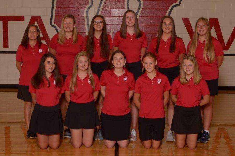 The Winning Team: The Success of Girls Varsity Golf