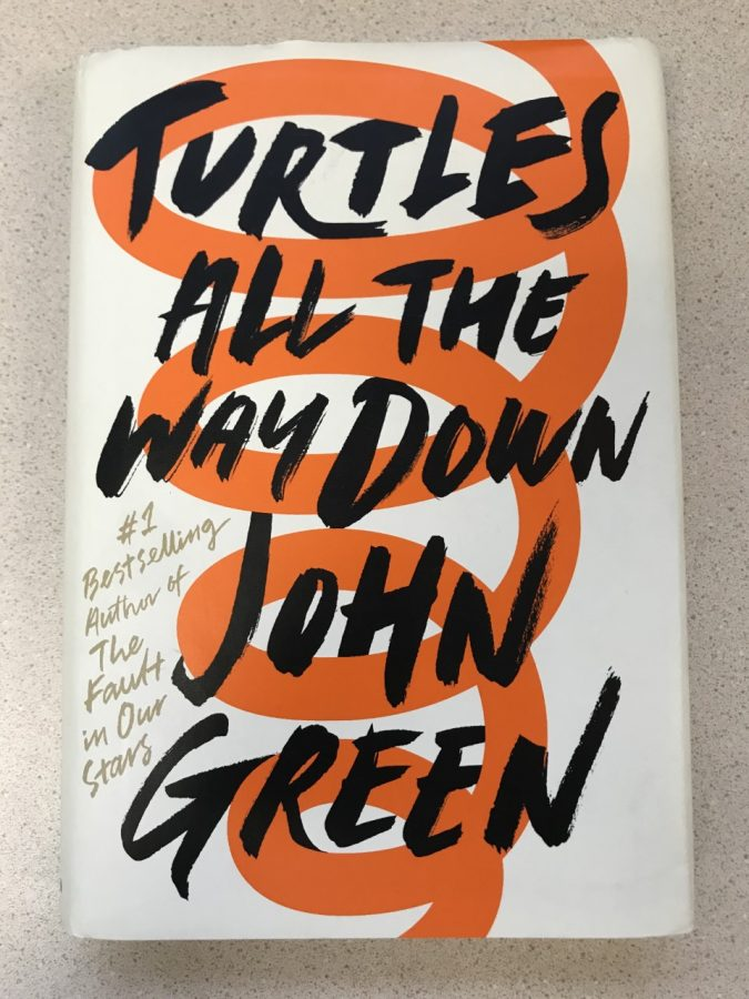 Book+Review%3A+Turtles+All+the+Way+Down+by+John+Green