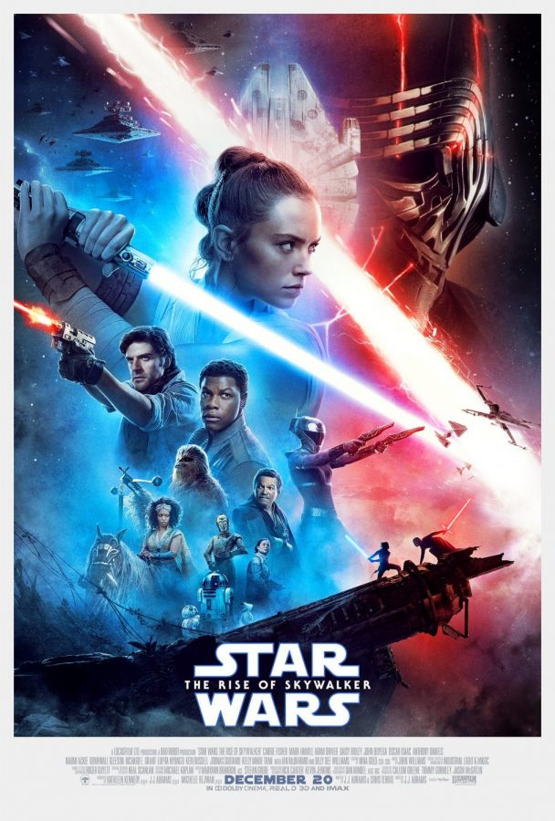 Movie Review - Star Wars: The Rise of Skywalker