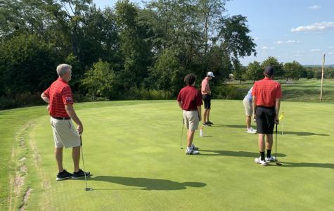 West Press Tries: Golf
