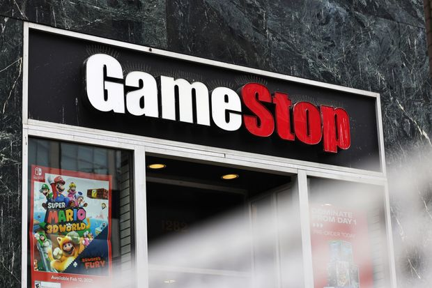 GameStop: An Explanation