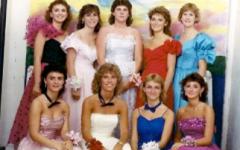 Prom Fashion through the Decades