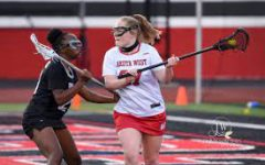 Girl's Lacrosse Beats East