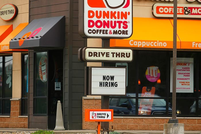September Jobs Available