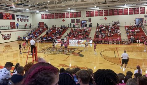 Volley For The Cure: Backstage